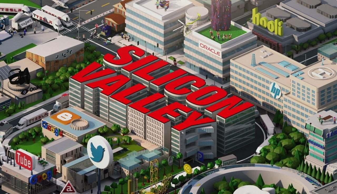 Mehmet Kızılay'ın Tasarladığı Silicon Valley'in Bol Göndermeli Jeneriğinin Hikayesi