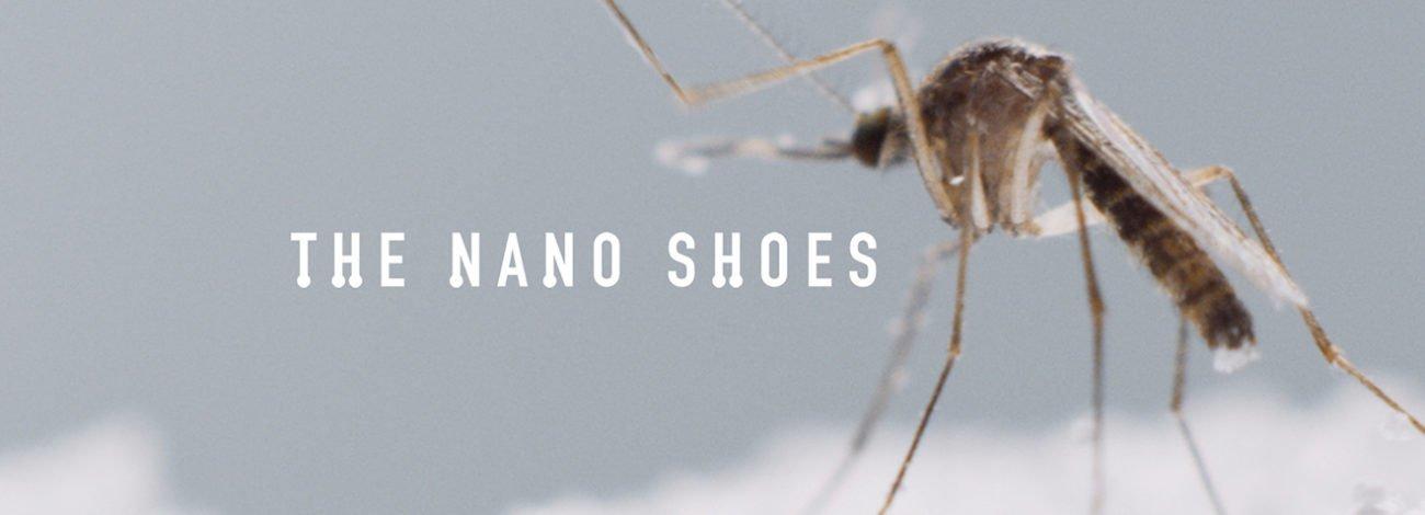 Sivrisineklerin Giyerek Kendi Larvalarını Yok Ettiği Ayakkabılar