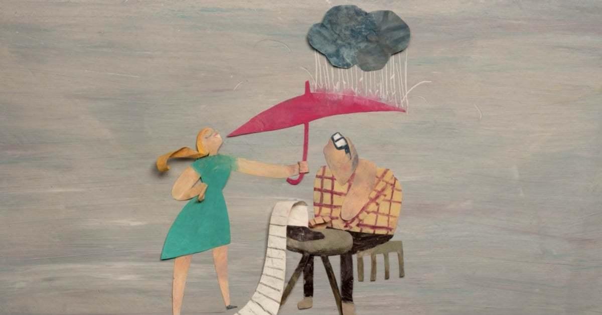 Şemsiyeden Kaçıp İlham Yağmurlarında Islanmak