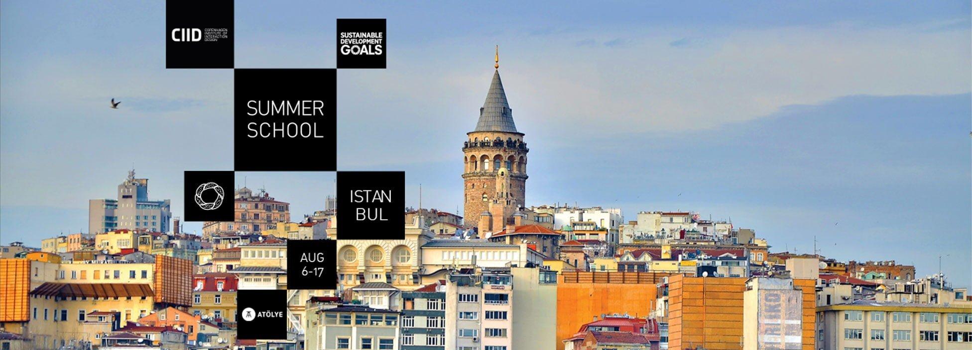 CIID'nin İstanbul'daki İlk Yaz Okulu ATÖLYE İş Birliğiyle Açılıyor