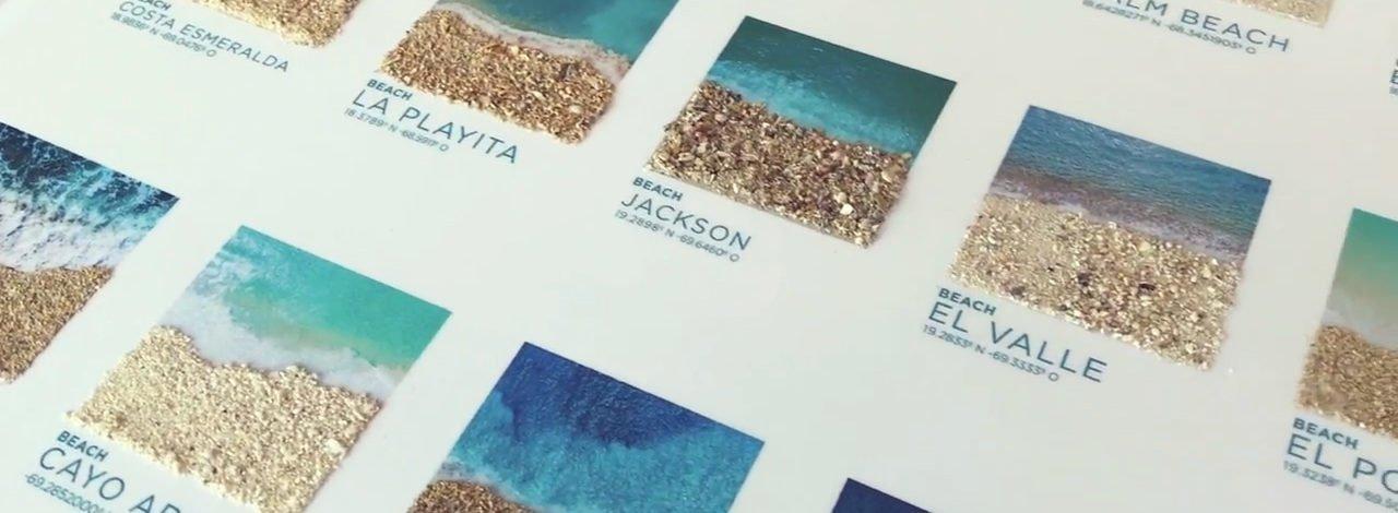 Dominik Cumhuriyeti Kumsallarının Katalogu