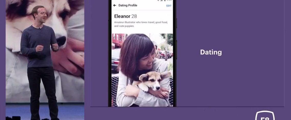 Facebook Flört Dünyasına da Adım Atıyor