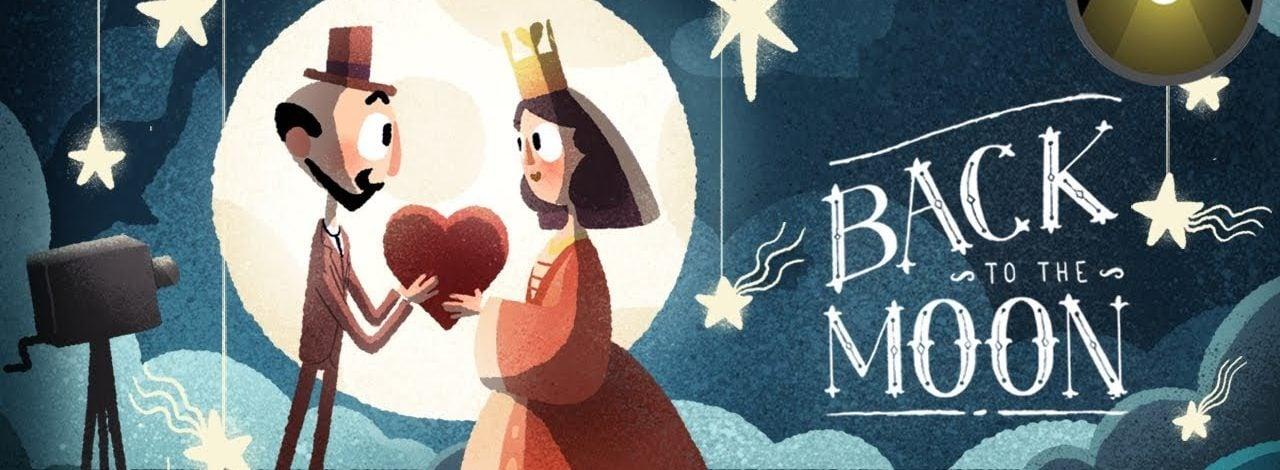 Google Sanal Gerçeklik Doodle'ında George Méliès'i Onurlandırdı