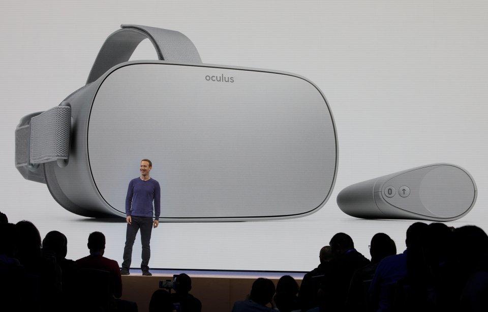 Facebook F8'te Oculus Go'nun Satışa Çıktığını Duyurdu