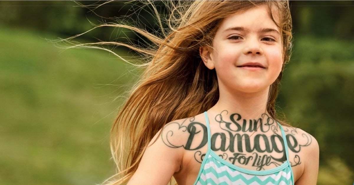 Çocuğunuzun Cildine Kalıcı Bir Dövme Yaptırır Mıydınız?