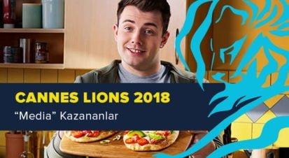 Media Kategorisinde Ödül Kazanan İşler [Cannes Lions 2018]