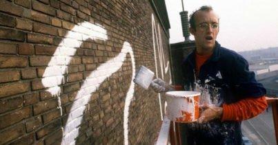 Keith Haring'in 30 Yıl Boyunca Saklı Kalan Muralı Gün Yüzüne Çıktı