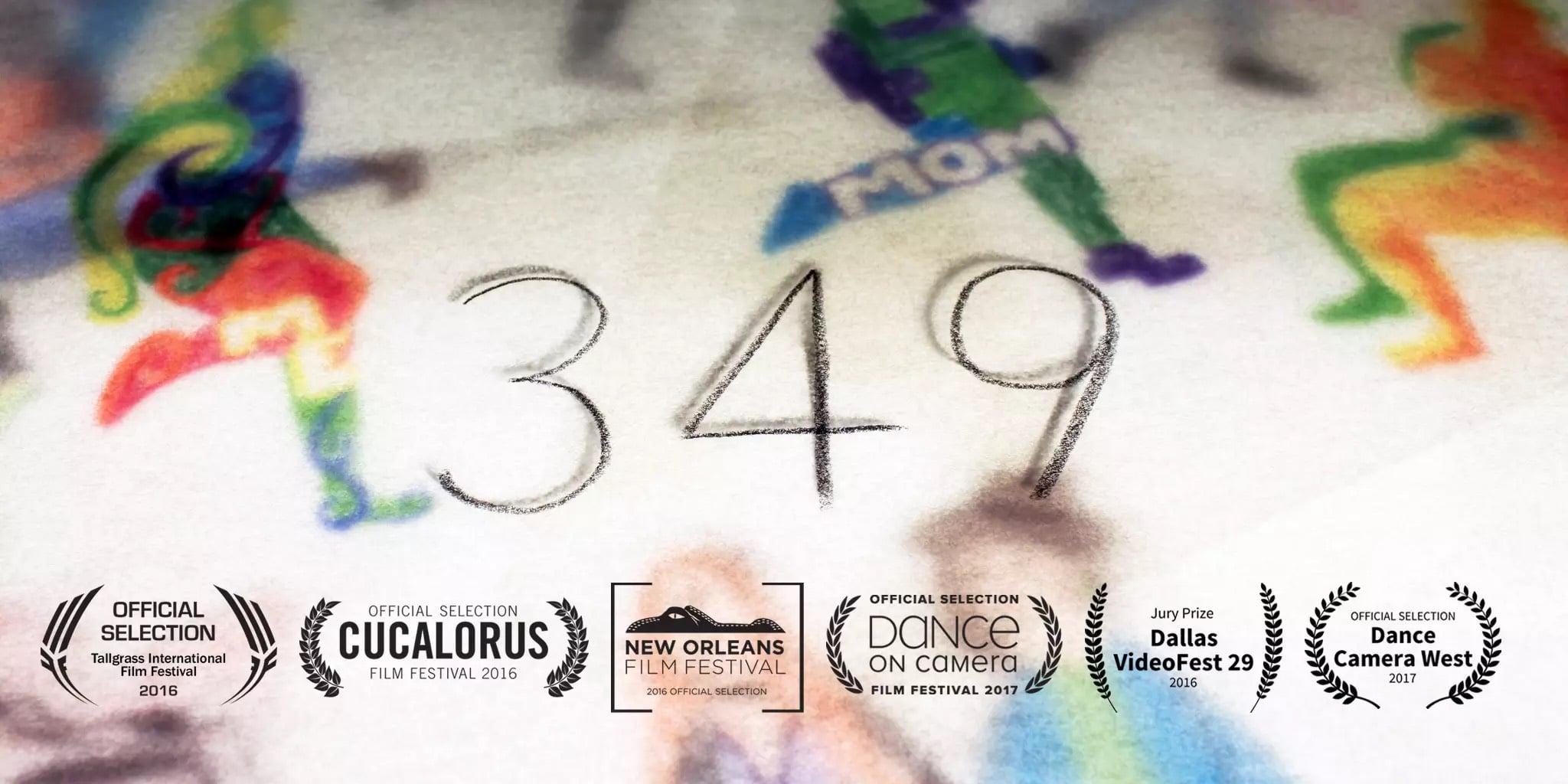 300'den Fazla İnsanın Çizimiyle Yaratılan Stop-Motion Dans