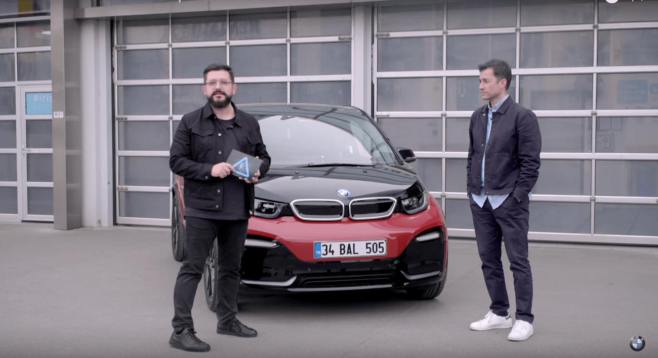 """Yeni BMW i3s ve Tek Tek Çürüttüğümüz """"Elektrikli Şehir Efsaneleri"""""""