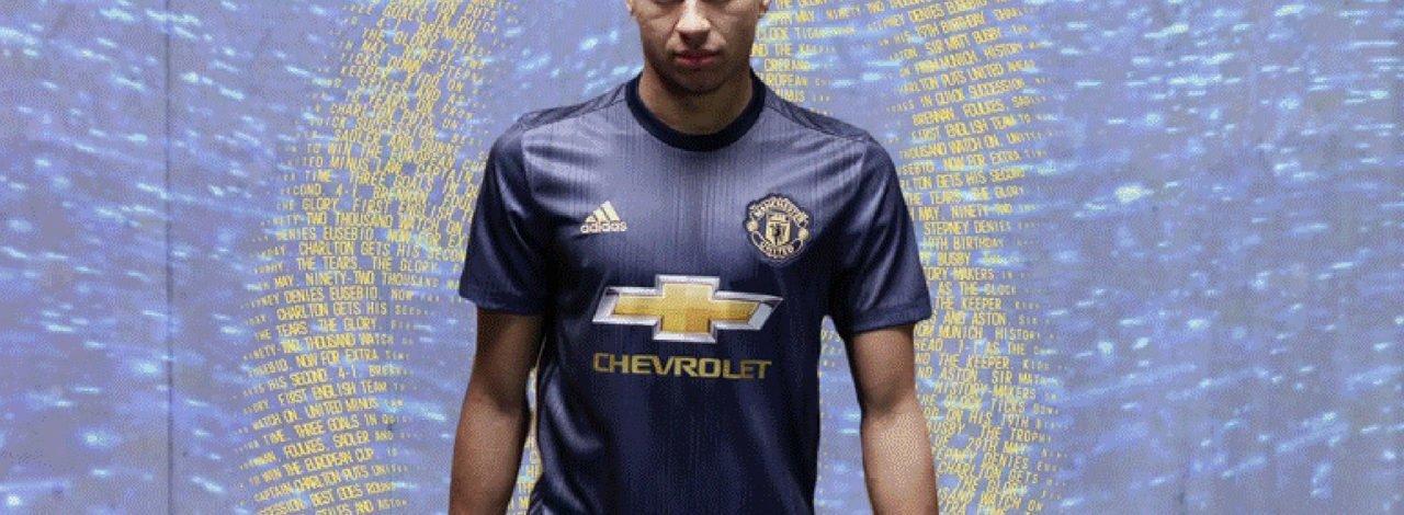 Adidas, Manchester United'a Okyanus Plastiğinden Forma Üretti