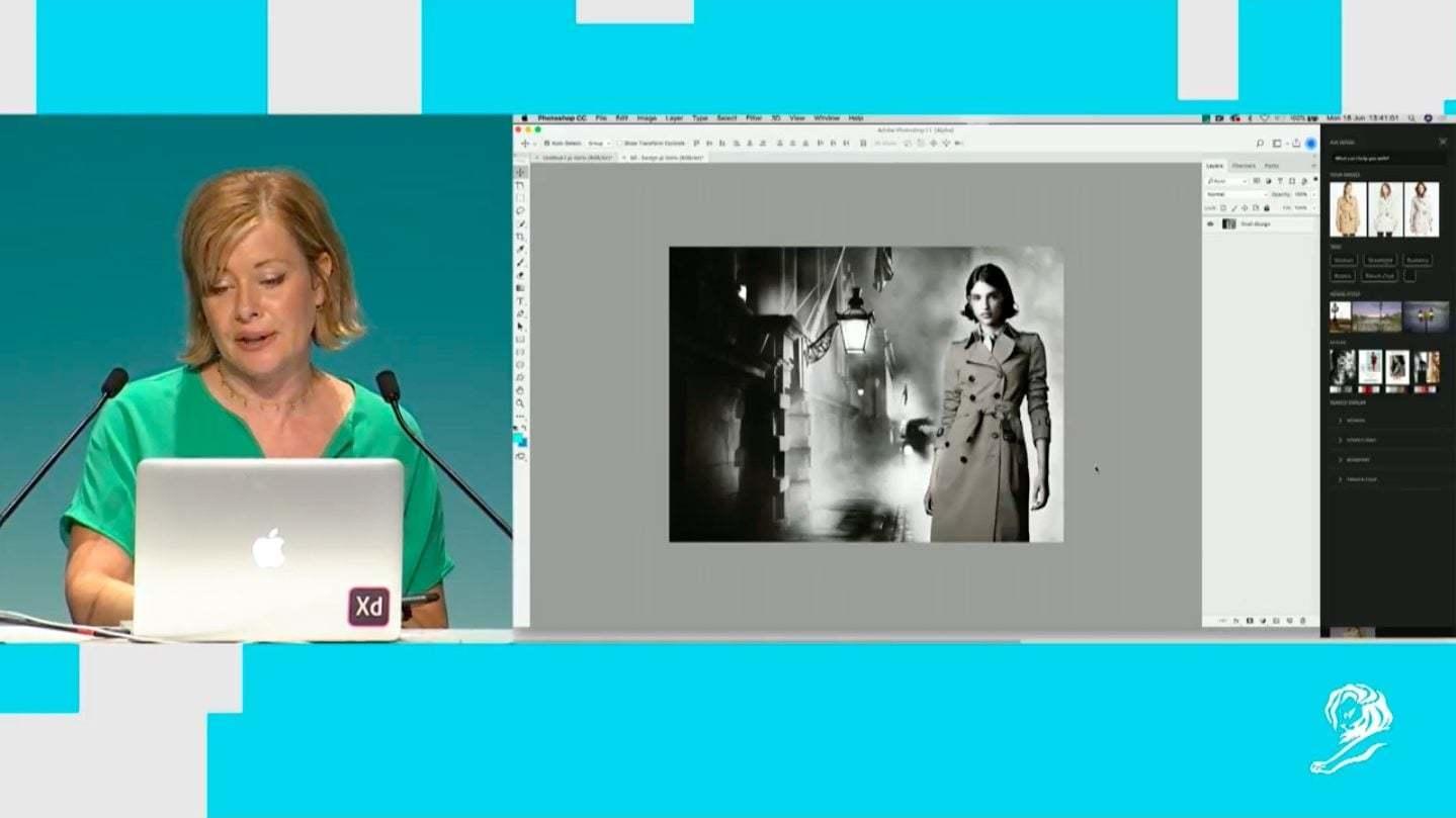 Adobe Sensei ve Yapay Zekanın Yaratım Sürecindeki Etkisi [Cannes Lions 2018]