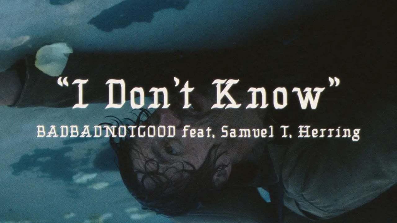 BadBadNotGood'dan Kederin Beş Aşamasını Anlatan Müzik Videosu