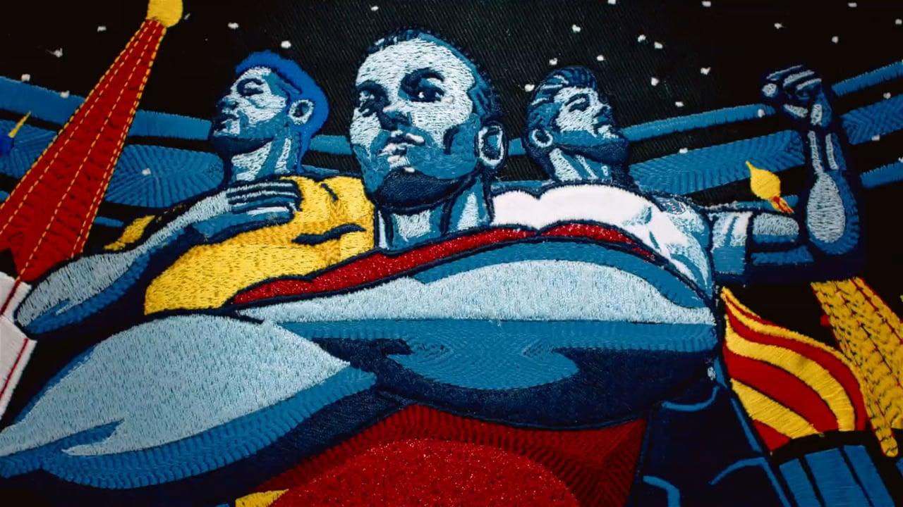 BBC'den Dünya Kupası'na Özel Bir Animasyon