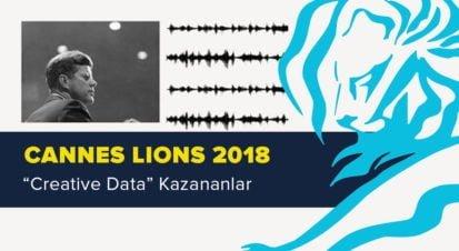 Creative Data Kategorisinde Ödül Kazanan İşler [Cannes Lions 2018]