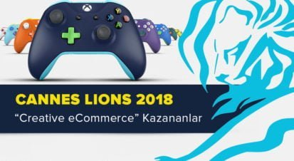 Creative eCommerce Kategorisinde Ödül Kazanan İşler [Cannes Lions 2018]
