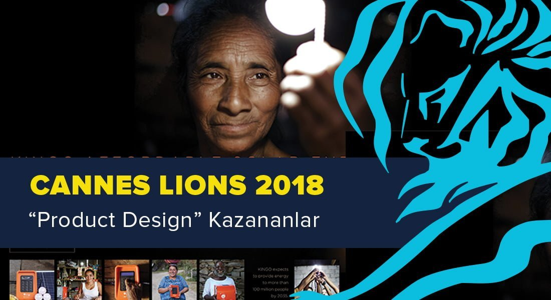 Product Design Kategorisinde Ödül Kazanan İşler [Cannes Lions 2018]