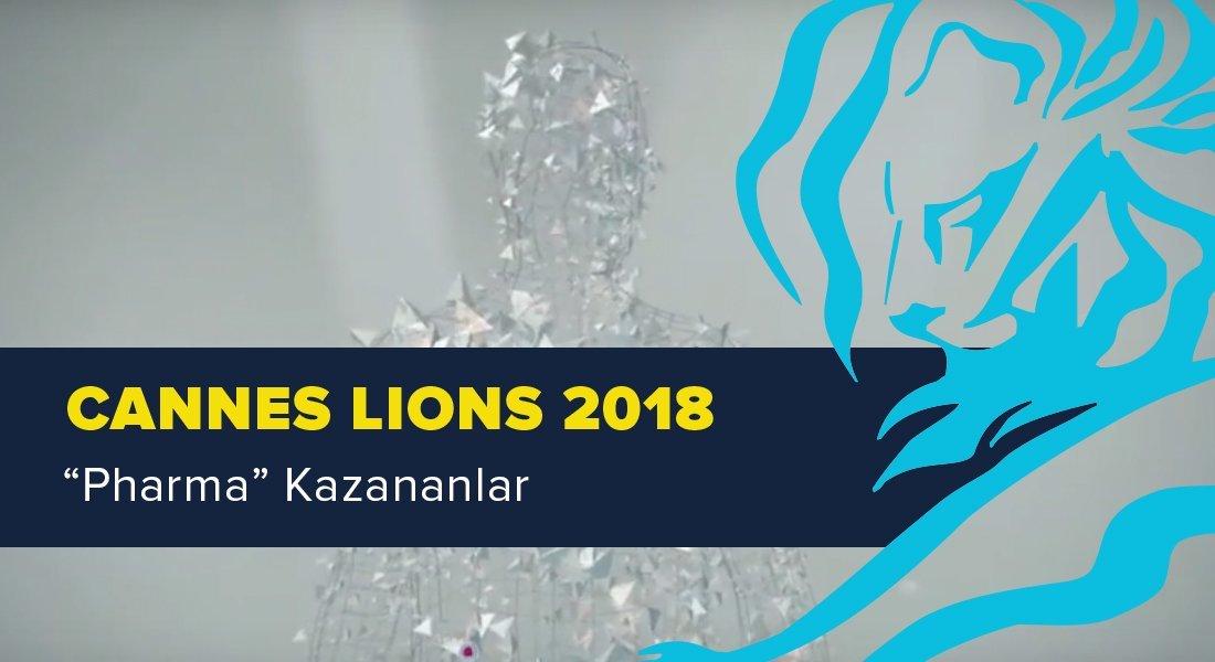 Pharma Kategorisinde Ödül Kazanan İşler [Cannes Lions 2018]