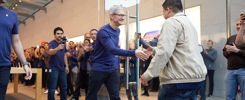 Apple Mağazalarının Yaşadığı Dönüşümün Perde Arkası [Cannes Lions 2018]