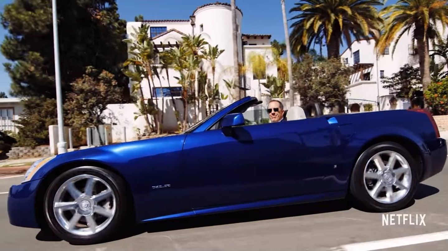 Comedians in Cars Getting Coffee'nin Taze Çekilmiş Yeni Sezon Fragmanı