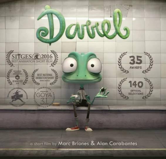 Bukalemunlar Aşkına: Darrel