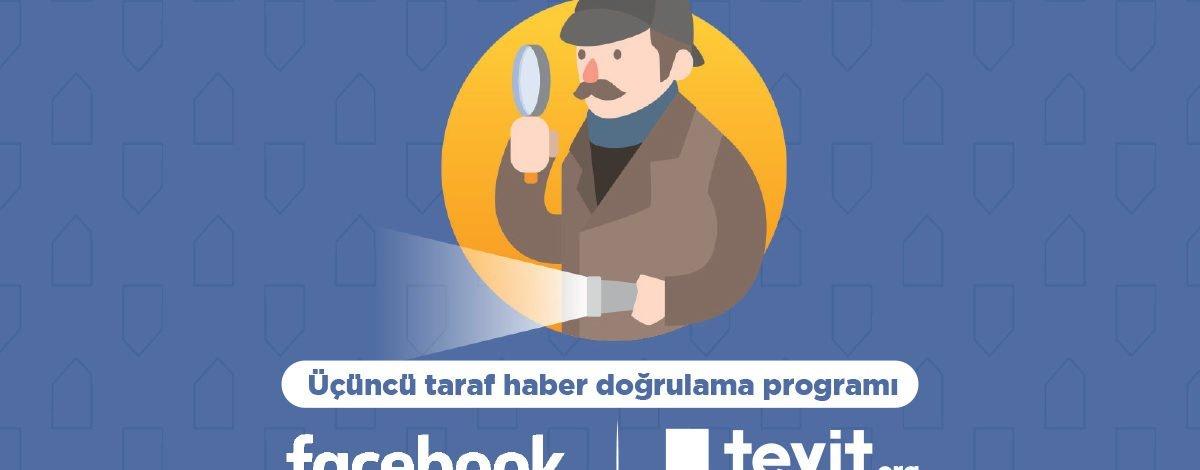 teyit.org Facebook'un Sahte Haber Doğrulama Ortağı Oldu