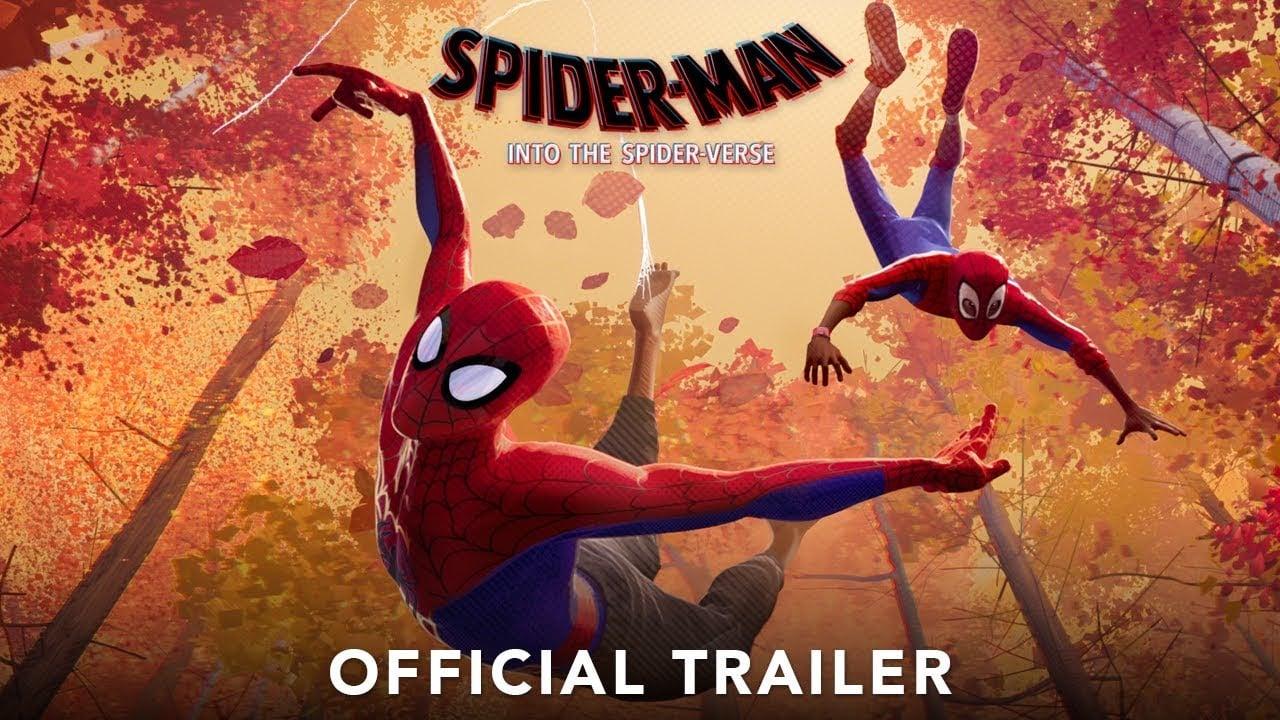 Spider-Man: Into The Spider-Verse Animasyonunun Yeni Fragmanı