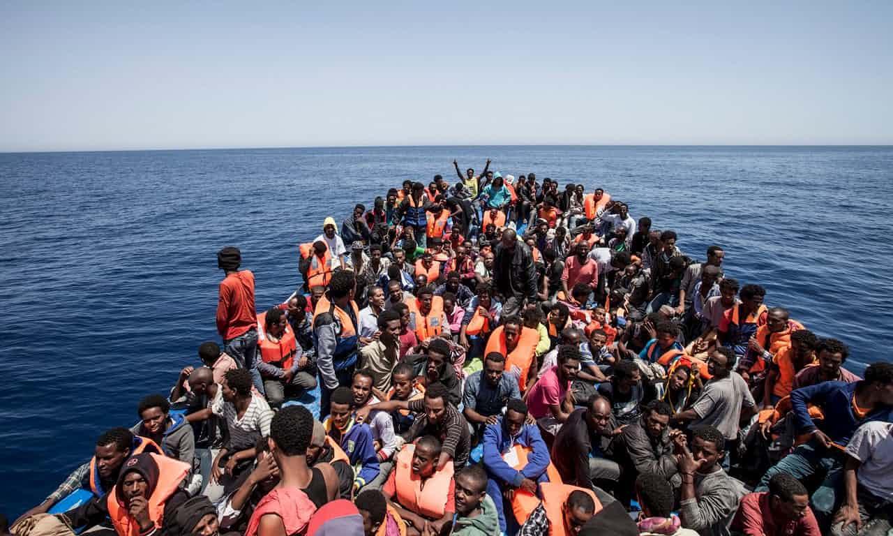 Avrupa Yolunda Hayatını Kaybetmiş 34 Bin Mülteci The Guardian'da