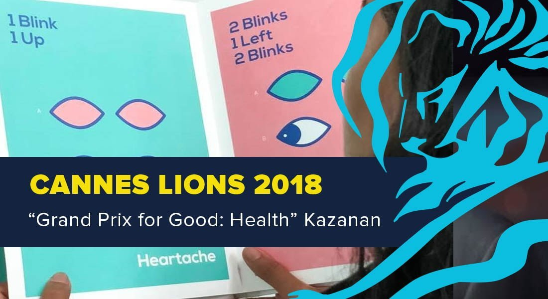 Grand Prix for Good: Health Kategorisinde Ödül Kazanan İş [Cannes Lions 2018]
