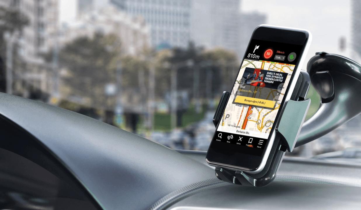 Yandex Navigasyon'un Seyir Halinde Sunduğu Reklam Modelleri