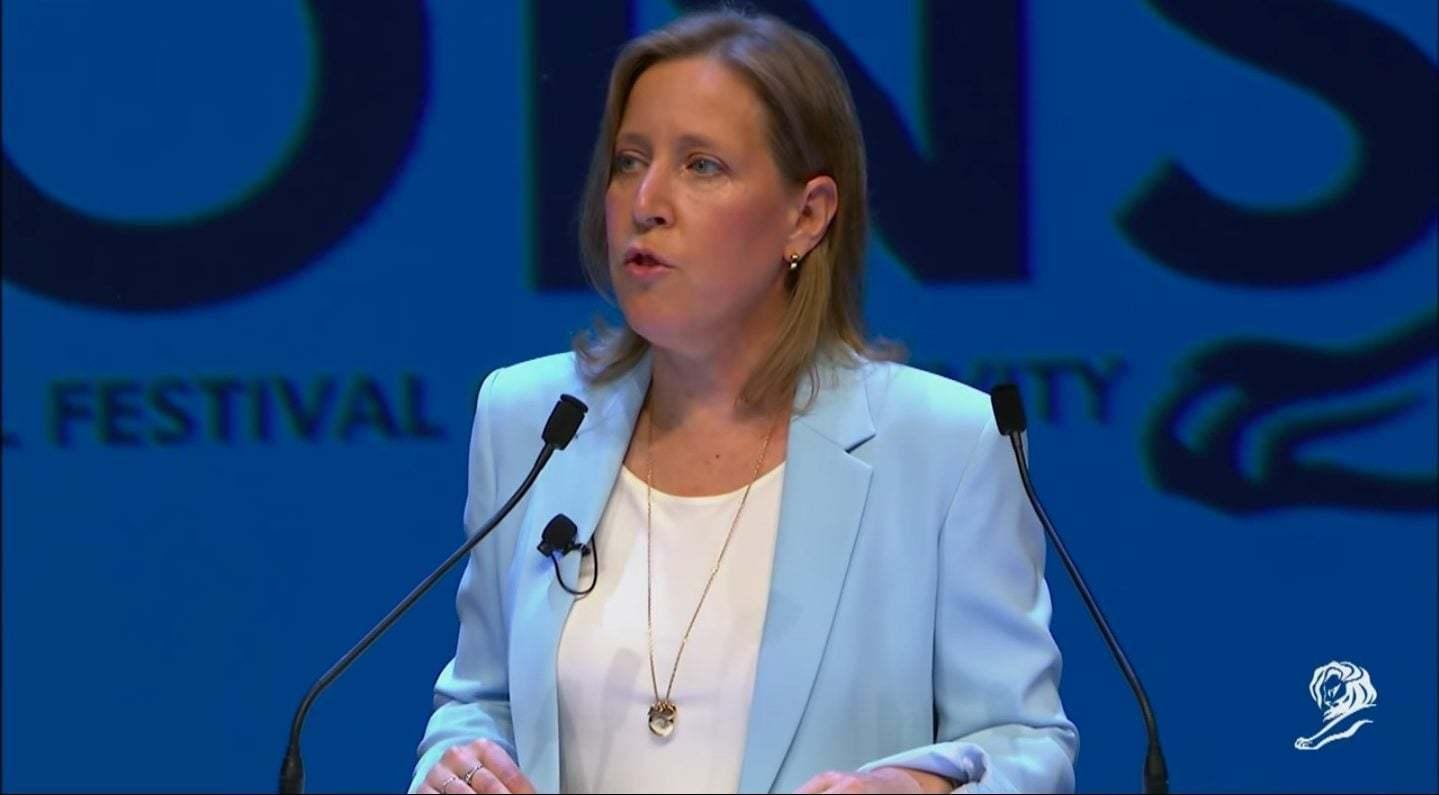 Susan Wojcicki: Daha Şeffaf Olacağız [Cannes Lions 2018]