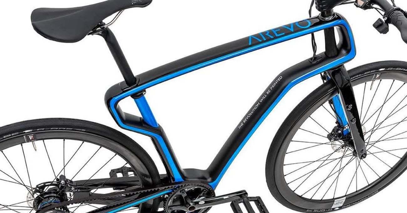 Bu Bisikletin Kadrosu Tamamen 3B Yazıcı ile Basıldı