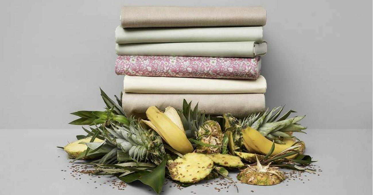 Sebze ve Meyve Atıklarından Giysiler
