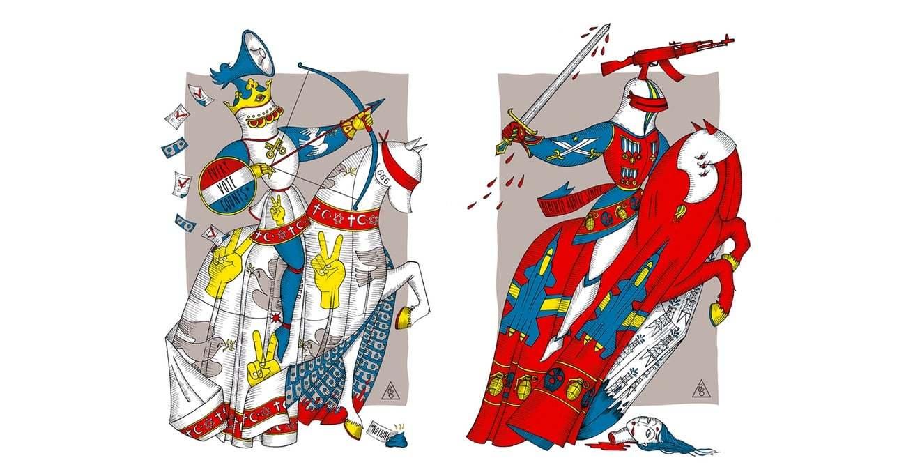 Orta Çağ Canavarlarıyla Gezintiye Çıkartan Mistik Çizgiler
