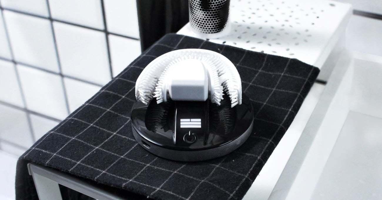 Ses Dalgalarıyla Güçlendirilmiş Otomatik Diş Fırçası