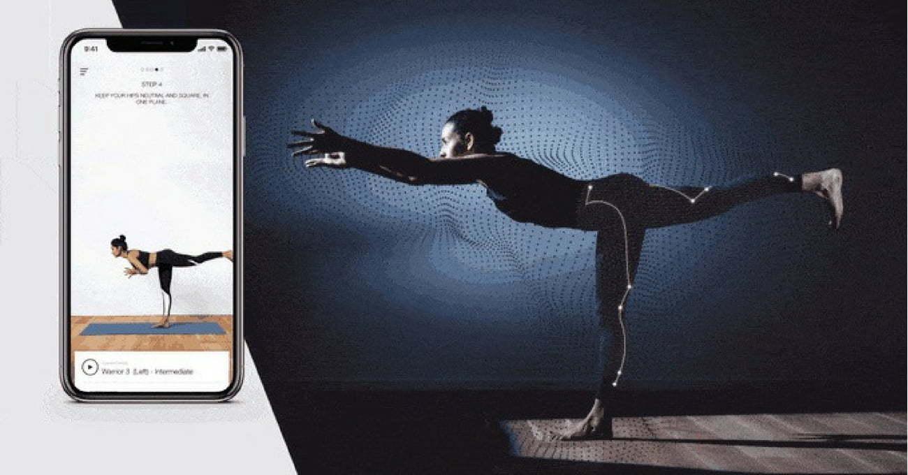 Akıllı Yoga Taytı Nadi X Kişisel Eğitmeniniz Olmak İstiyor