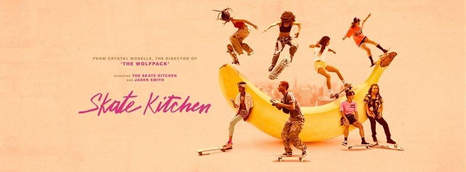 Skate Kitchen: Tamamı Kadınlardan Oluşan Bir Kaykay Kolektifinin Hikayesi