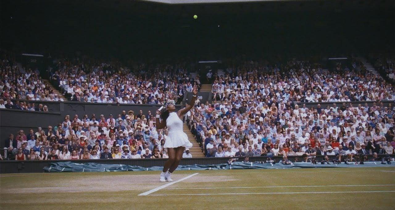 Hem Serena Williams'a Hem Anneliğe Övgü