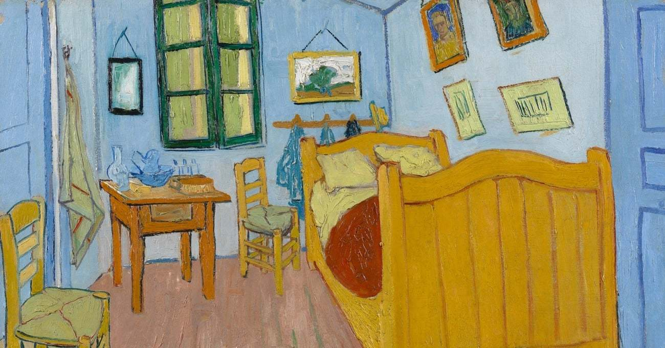 Van Gogh Müzesi 1000'e Yakın Eseri Ücretsiz Erişime Açtı