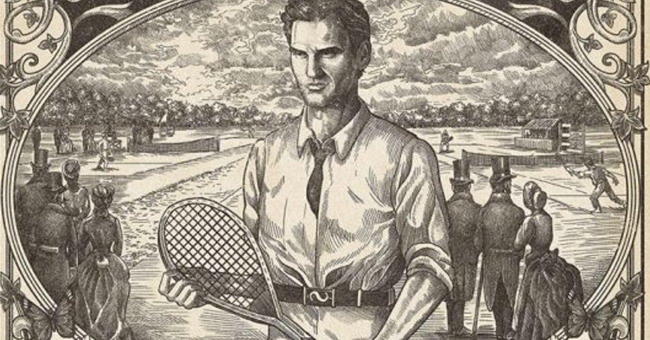 Wimbledon İçin Vintage Posterler