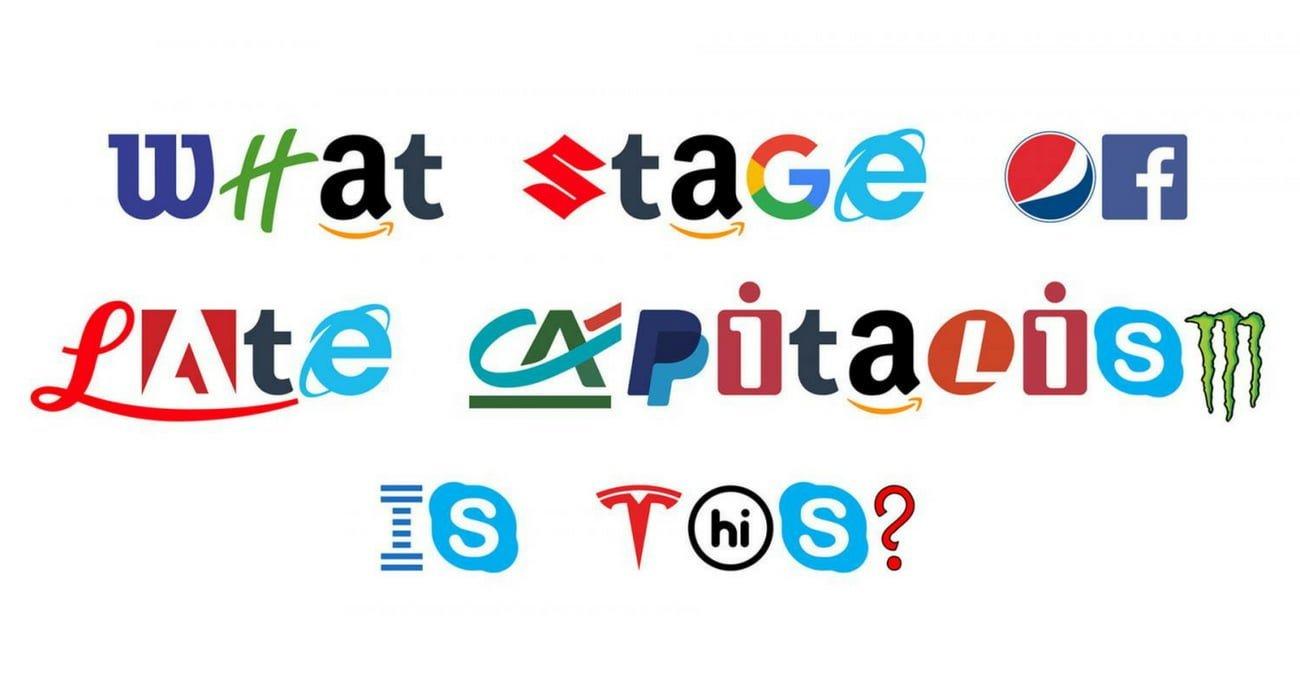 Marka Logolarından Kapitalizme Font