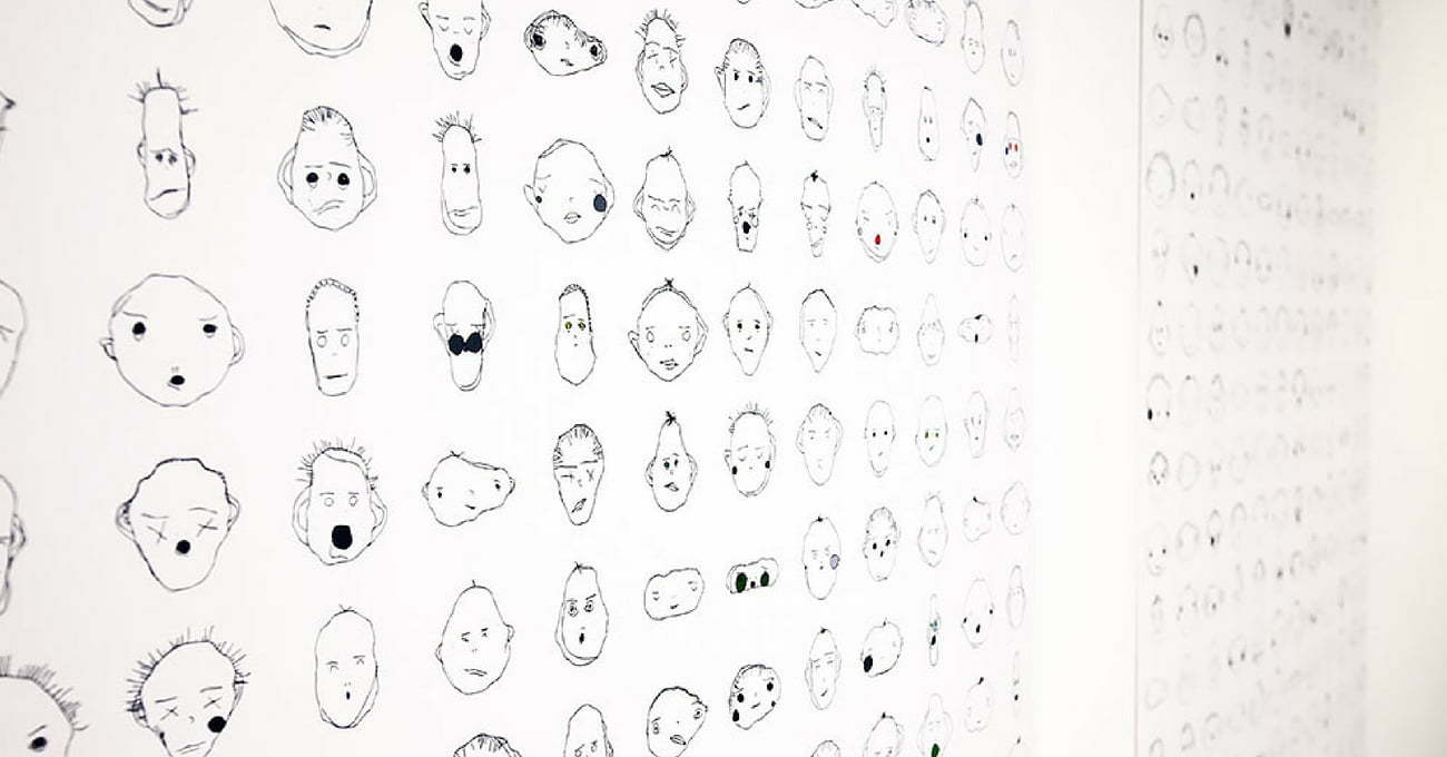 Elle Çizilmiş Gibi Görünen Bu Portreleri Bir Algoritma Yarattı