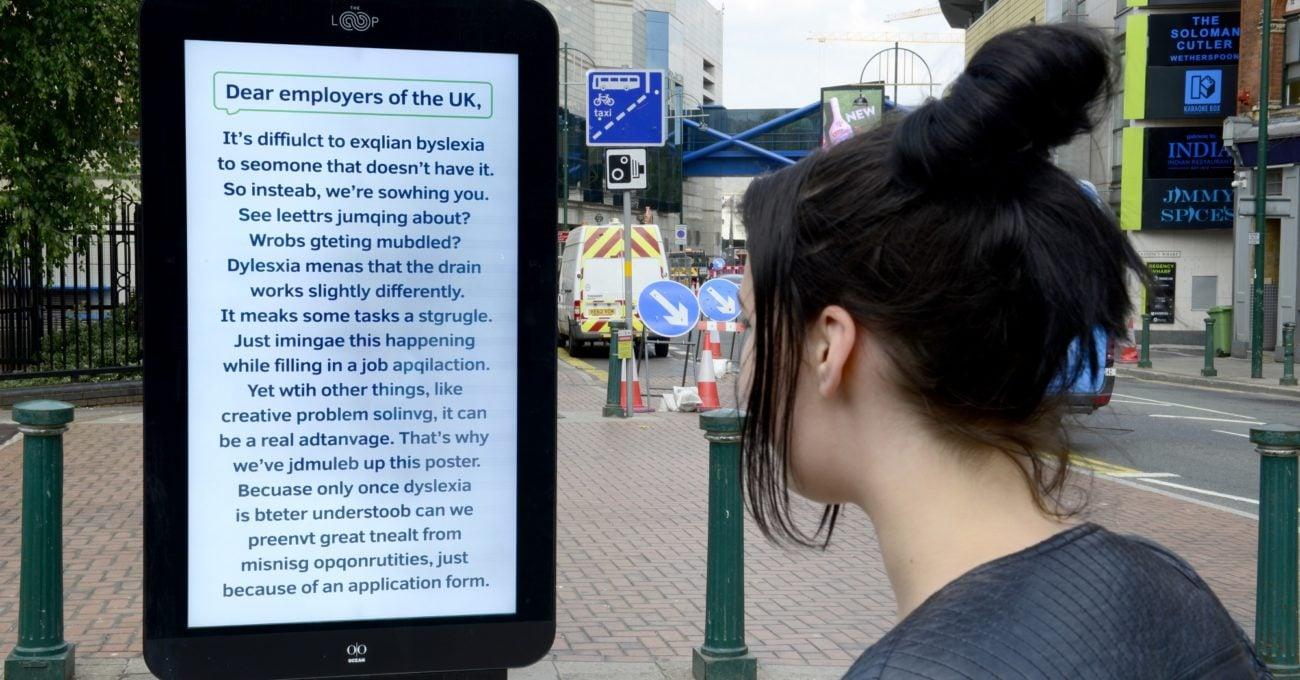 Disleksi Konulu Panonun Harfleri Siz Okudukça Karışıyor