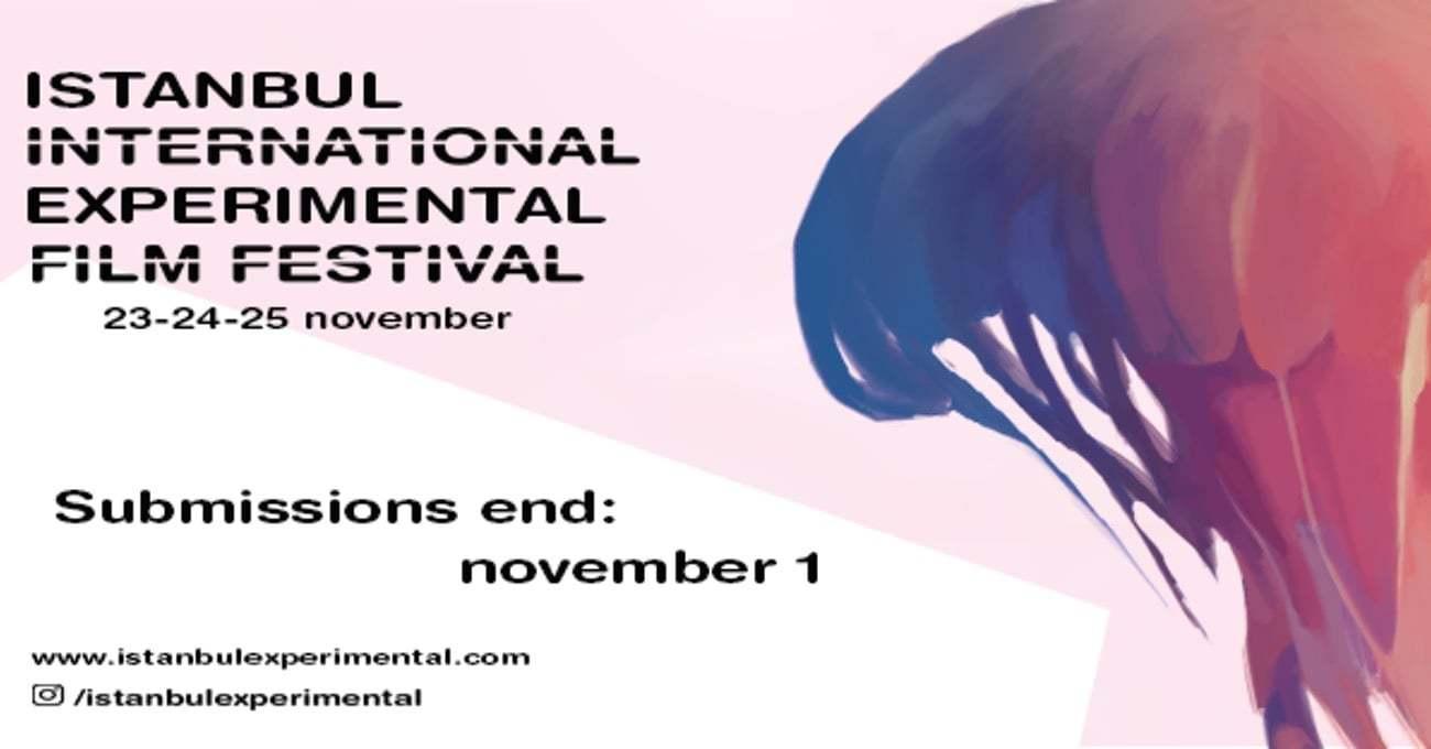 Deneysel Sinemacılara Müjde: İstanbul Uluslararası Deneysel Film Festivali