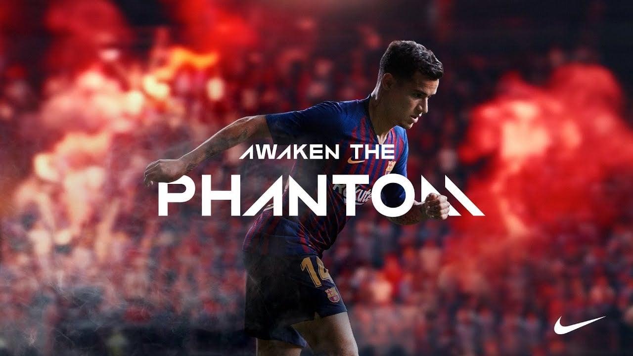 Nike'den Bir Canavar Efsanesi: Awaken The Phantom