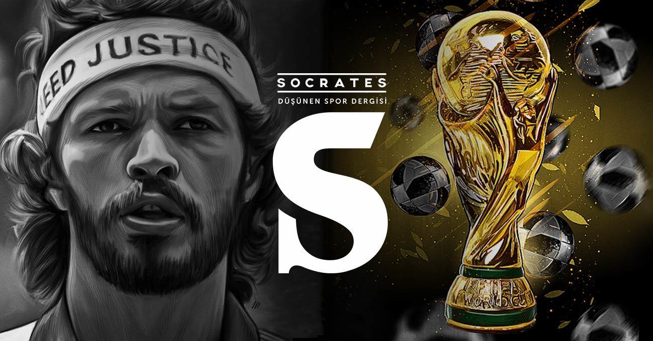 Socrates'in Dijitalle Örülü Enfes Dünya Kupası İletişimi [Röportaj]