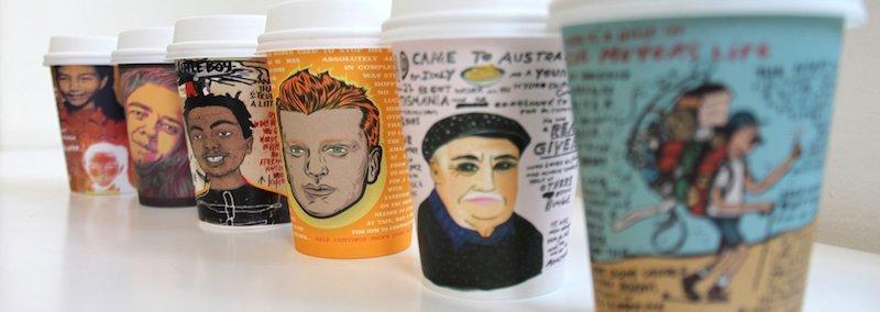 Kahve Bardaklarındaki Kayıp İnsanlar