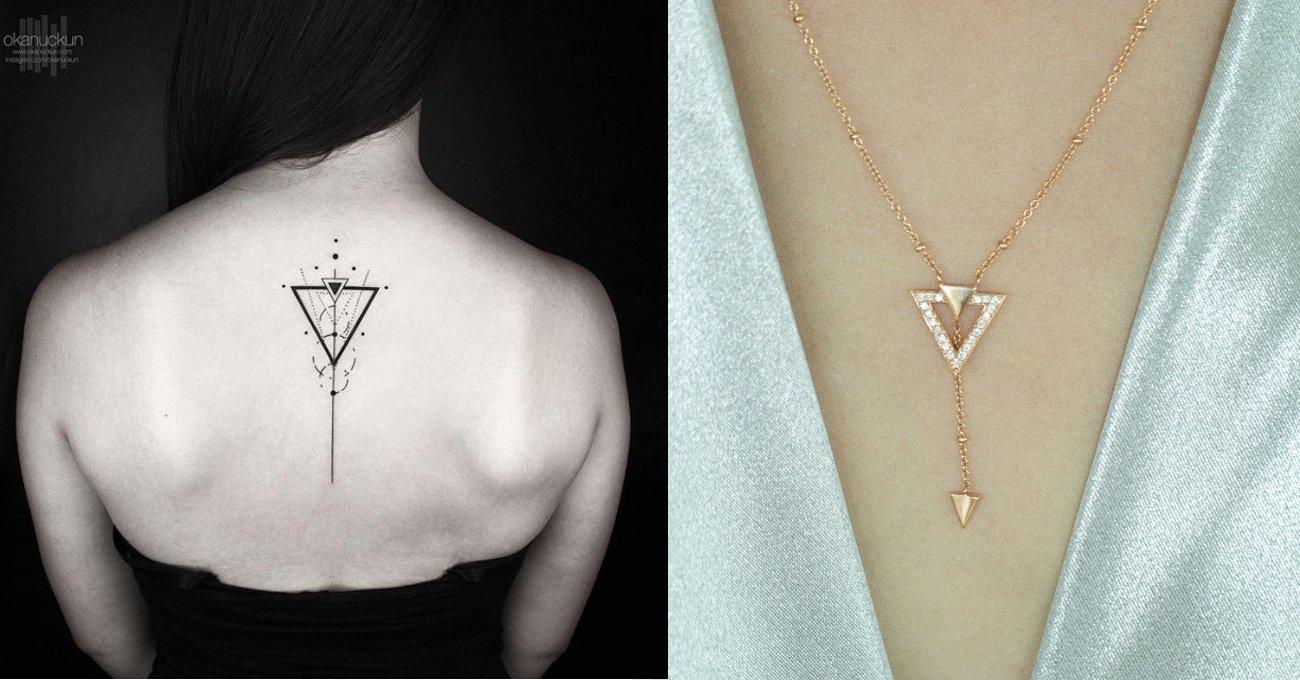 Okan Uçkun'un Dövme Tasarımları Mücevherlere İlham Verdi