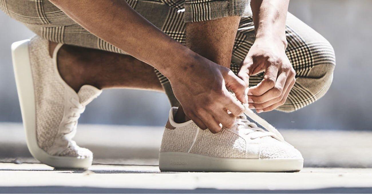 Reebok'tan Bitkilerden Yapılmış Spor Ayakkabı: NPC UK Cotton + Corn