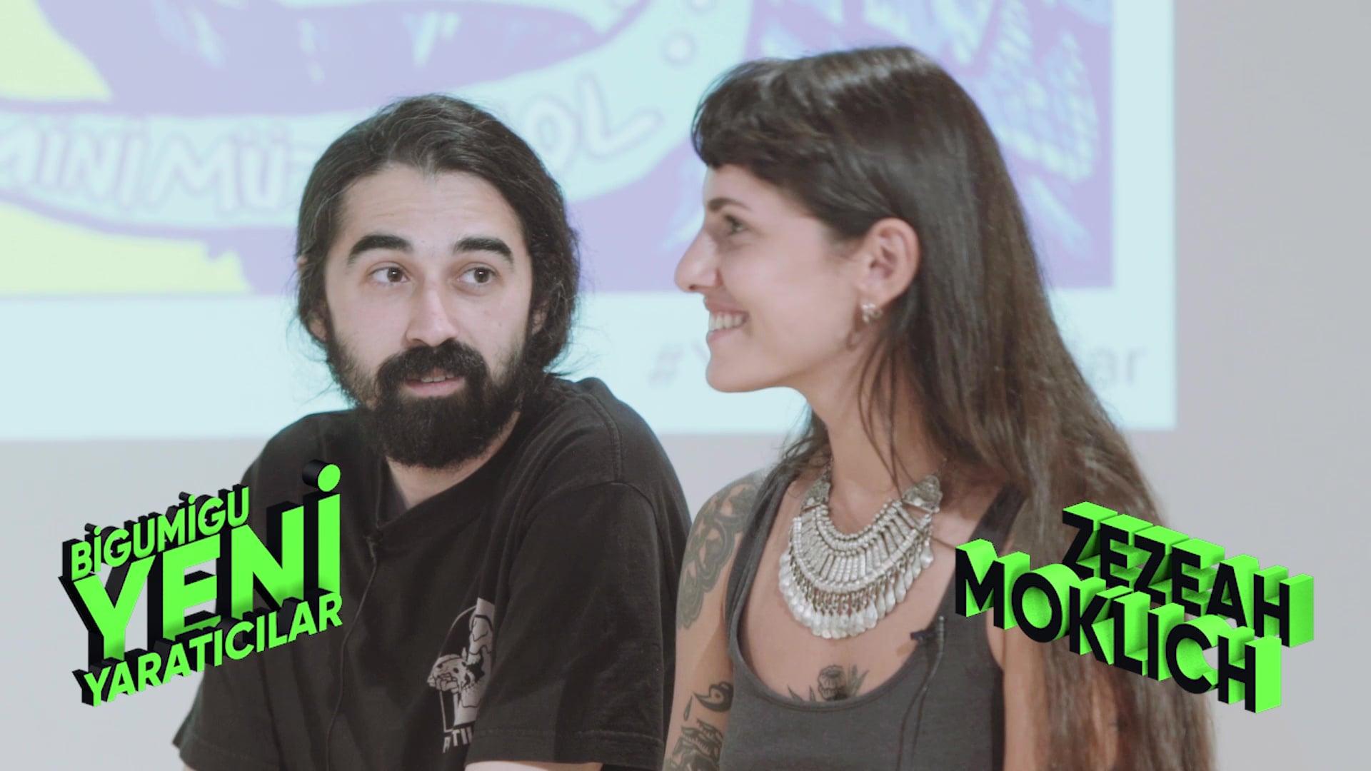 Etkinliğin Ardından: Yeni Yaratıcılar – Moklich ve Zezeah