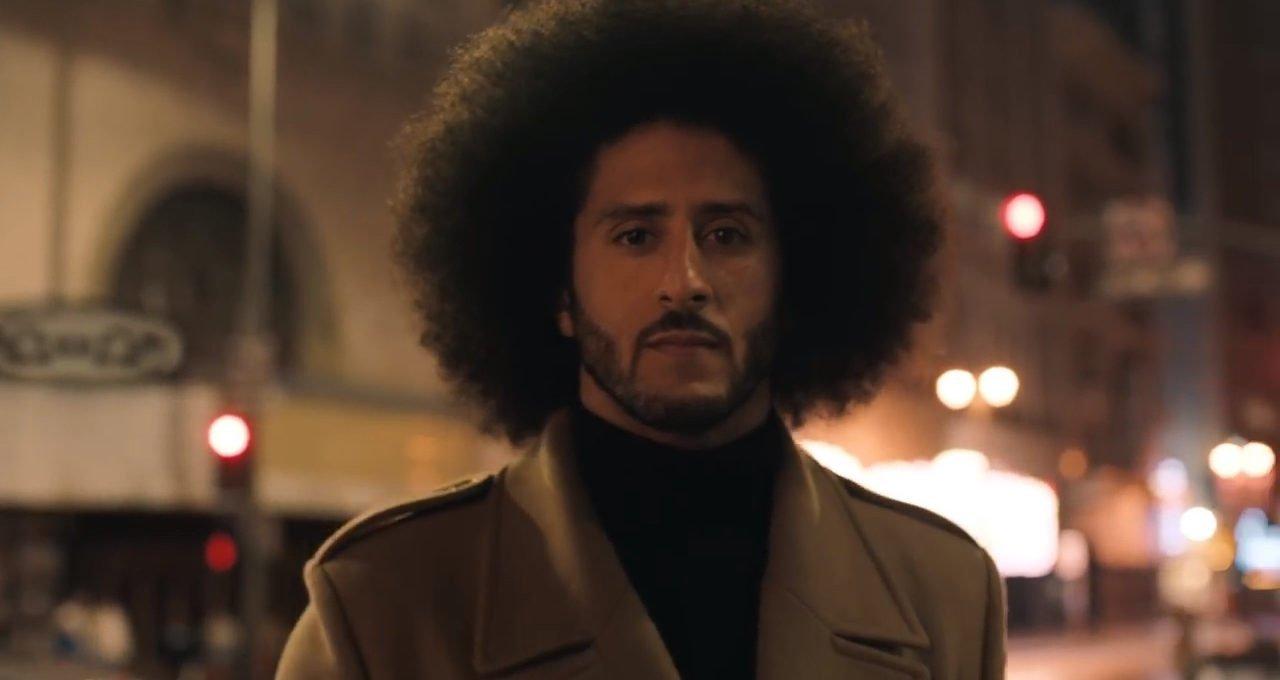 Nike'nin Yeni Filminin Başrolünde Colin Kaepernick Var